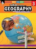 180 Days of Geography for Third Grade (Grade 3): Practice, Assess, Diagnose