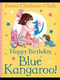 Happy Birthday, Blue Kangaroo!