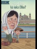 Que Fue La Isla Ellis?