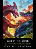 The Chronicles of Dragon: War in the Winds (Book 9)