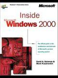 Inside Microsoft Windows 2000, Third Edition [With CDROM]