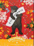 California Dreaming: 20 Correspondence Cars & Envelopes (California Gifts, California Themed Gifts, California Stationary)