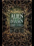 Alien Invasion Short Stories