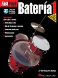 Fasttrack Drum Method - Spanish Edition - Level 1: Fasttrack Bateria 1