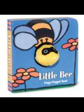 Little Bee: Finger Puppet Book: (Finger Puppet Book for Toddlers and Babies, Baby Books for First Year, Animal Finger Puppets) [With Finger Puppet]