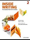 Inside Writing Level 2 Student Book