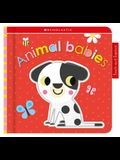 Animal Babies: Scholastic Early Learners (Touch and Explore)