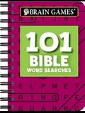 Brain Games Mini - 101 Bible Word Searches