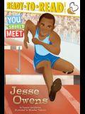 Jesse Owens: Ready-To-Read Level 3