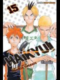 Haikyu!!, Vol. 15, Volume 15: Destroyer