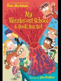 My Weirder-est School 4-Book Box Set: Dr. Snow Has Got to Go!, Miss Porter Is Out of Order!. Dr. Floss Is the Boss!, Miss Blake Is a Flake!