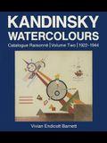 Kandinsky Watercolours: Catalogue Raisonné, 1922-1944