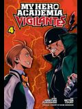 My Hero Academia: Vigilantes, Vol. 4, Volume 4
