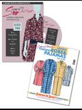 Learn to Sew with Janet Corzatt -- Level Two -- Plus Robe/Pajama Pattern: A Beginners Sewing Method for Palmer/Pletsch