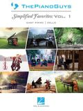 The Piano Guys: Simplified Favorites, Vol. 1: Easy Piano/Optional Cello