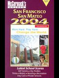 San Francisco & San Mateo 2004 (McCormack's Guides San Francisco/San Mateo/Marin/Sonoma)