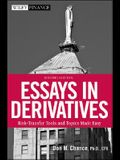 Essays in Derivatives: Risk-Transfer Tools and Topics Made Easy