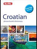 Berlitz Phrase Book & Dictionary Croatian(bilingual Dictionary)