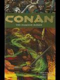 Conan, Volume 18: The Damned Horde