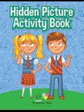 Hidden Picture Activity Book