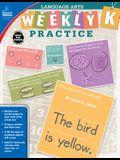 Language Arts, Grade K