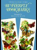 Twelve Old-Time Butterfly Bookmarks