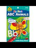 School Zone My First ABC Animals Tablet Workbook