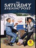 The Saturday Evening Post Classic Covers: 6 Cards