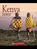 Kenya (Enchantment of the World) (Library Edition)