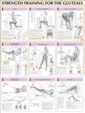Strength Training for the Buttocks Poster