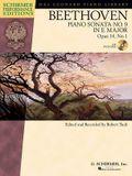 Beethoven: Sonata No. 9 in E Major, Opus 14, No. 1 [With CD (Audio)]