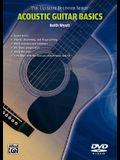 Ultimate Beginner Acoustic Guitar Basics: Steps One & Two, DVD