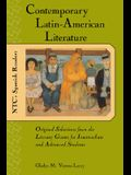 Contemporary Latin American Literature: Original Selections from the Literary Giants for Intermediate and Advanced Students