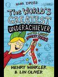 Hank Zipzer, the World's Greatest Underachiever and the Lucky Monkey Socks