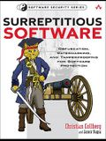 Surreptitious Software: Obfuscation, Watermarking, and Tamperproofing for Software Protection: Obfuscation, Watermarking, and Tamperproofing f