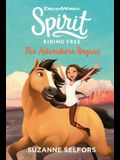 Spirit Riding Free: The Adventure Begins