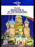Lonely Planet Pocket Moscow & St Petersburg 1
