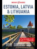 Insight Guides Estonia, Latvia & Lithuania (Travel Guide with Free Ebook)