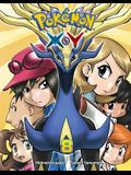 Pokémon X-Y, Vol. 8, Volume 8