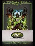 World of Warcraft: Legion Hardcover Blank Sketchbook, 1