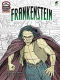 Color Your Own Graphic Novel Frankenstein