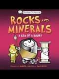 Basher Science: Rocks and Minerals: A Gem of a Book [With Poster]