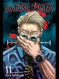 Jujutsu Kaisen, Vol. 11, Volume 11