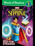 World of Reading This is Doctor Strange: Leve