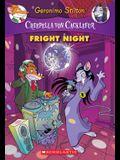 Creepella Von Cacklefur, No. 5: Fright Night (A Geronimo Stilton Adventure)