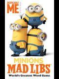 Minions Mad Libs
