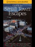 National Geographic's Guide to Small Town Escapes