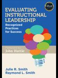 Evaluating Instructional Leadership: Recognized Practices for Success