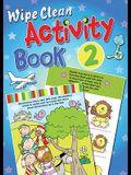 Wipe Clean Activity, Book 2