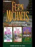 Fern Michaels Sisterhood Sisterhood CD Collection: The Jury, Sweet Revenge, Lethal Justice